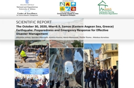 Scientific Report: The October 30, 2020, Mw=6.9, Samos [Eastern Aegean Sea, Greece] EQ: Preparedness and Emergency Response for Effective Disaster Management