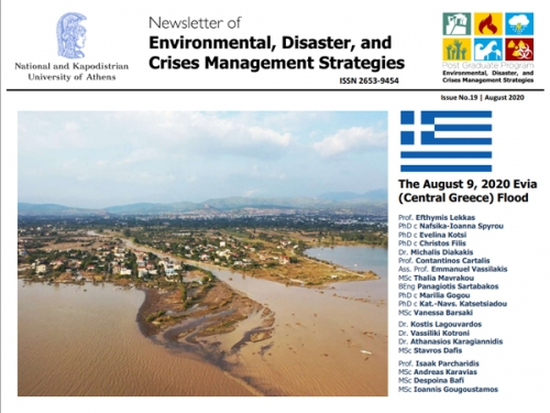 Newsletter #19 - The August 9, 2020 Evia [Central Greece] Flood